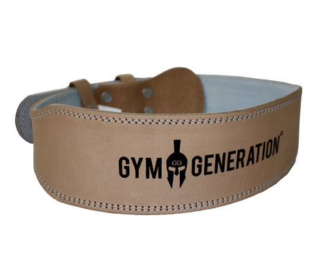 Gym Generation weight lifting belt