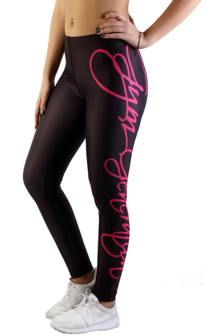 Gym Generation Leggings - Pink - Gym Generation-