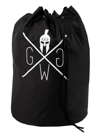 Parachute Bag - Schwarz - Gym Generation-