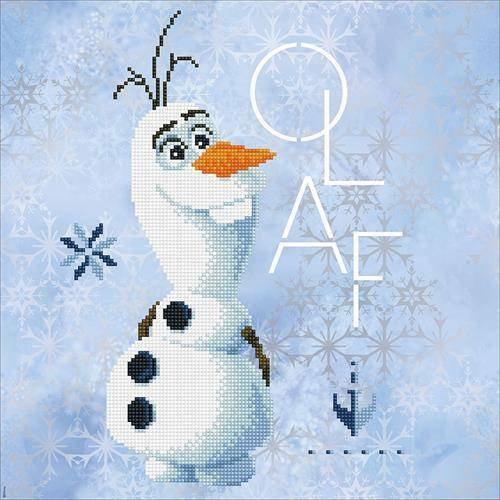Kit Camelot Dotz Disney La Reine Des Neiges - Olaf