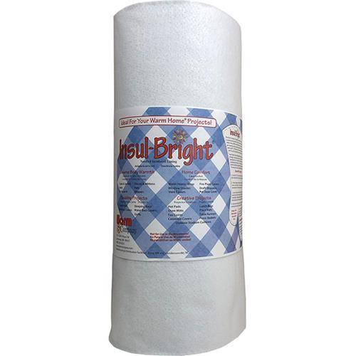 Molleton rembourrage isolant 100% polyester - 50 cm