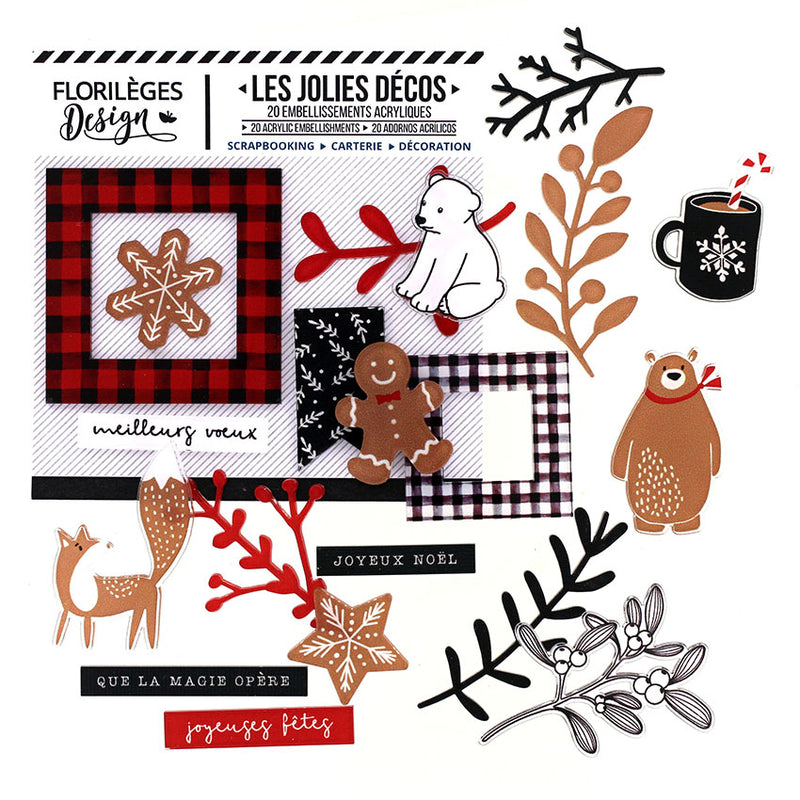 Décos CHRISTMAS COCOONING