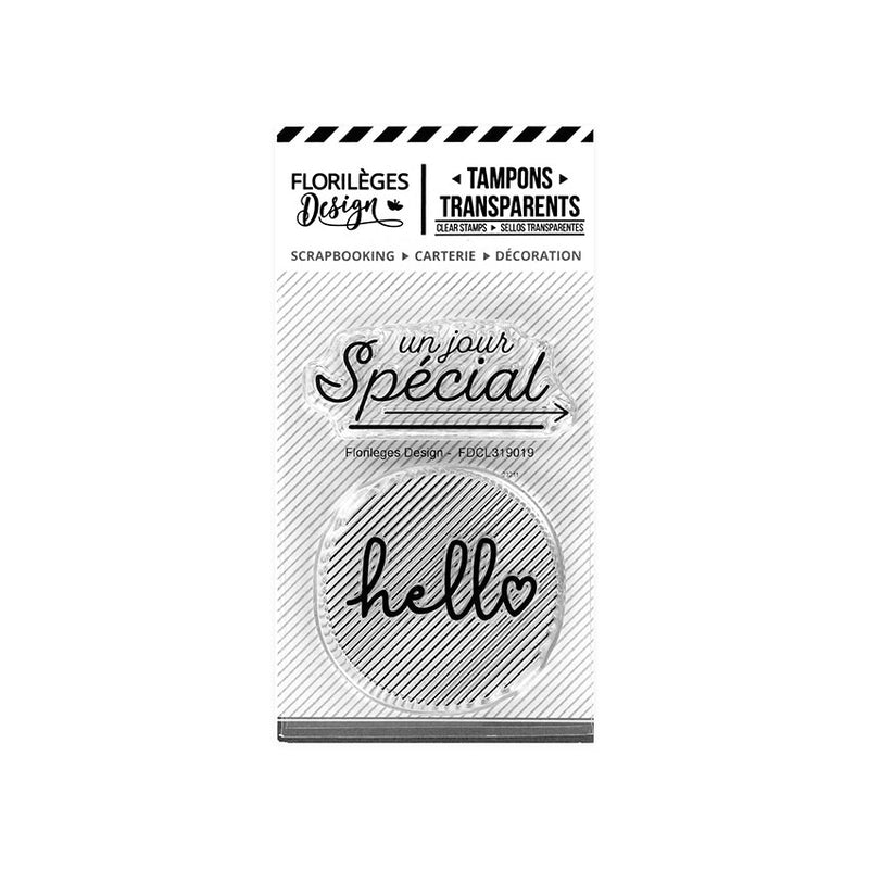 Tampons clear HELLO SPÉCIAL