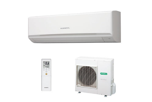 Fujitsu Wallmount Large Capacity 8.0kW Cooling 8.8kW Heating  ASYG30LMTA