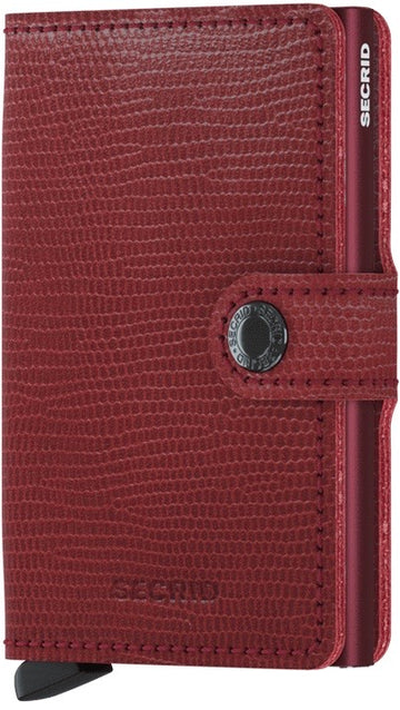 SECRID RANGO RED-BORDEAUX