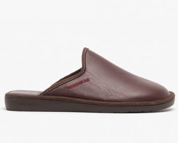 Nordikas 131 Slip-on-BURGUNDY