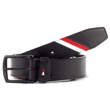 Tommy Hilfiger Denton Stripe Belt AM05704