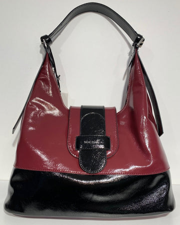 PEPE MOLL 45117-BLACK AND CHERRY