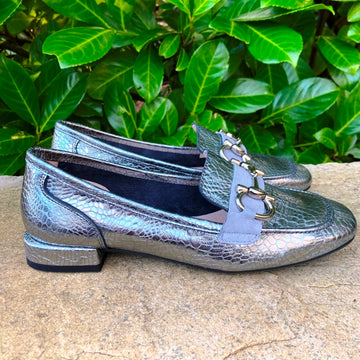 Marian 23102 Loafer Pewter