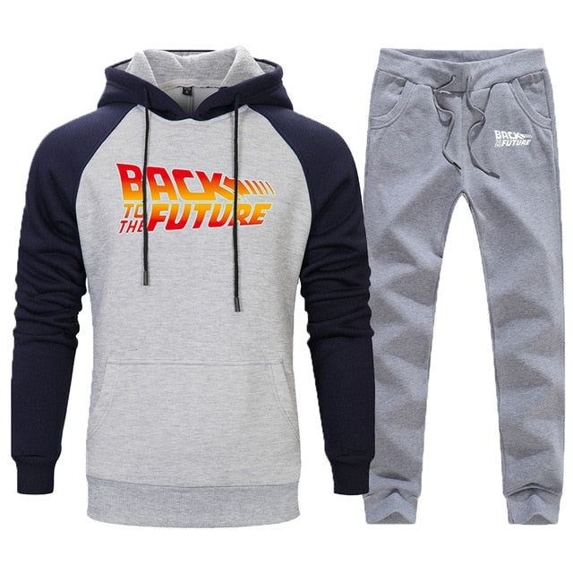 Mens Back To The Future 2020 A Set Of Clothes Fleece Winter Hipster Pullovers Harajuku Retro Spring Hoody Streetwear Hoodie Man - onlinedressstore