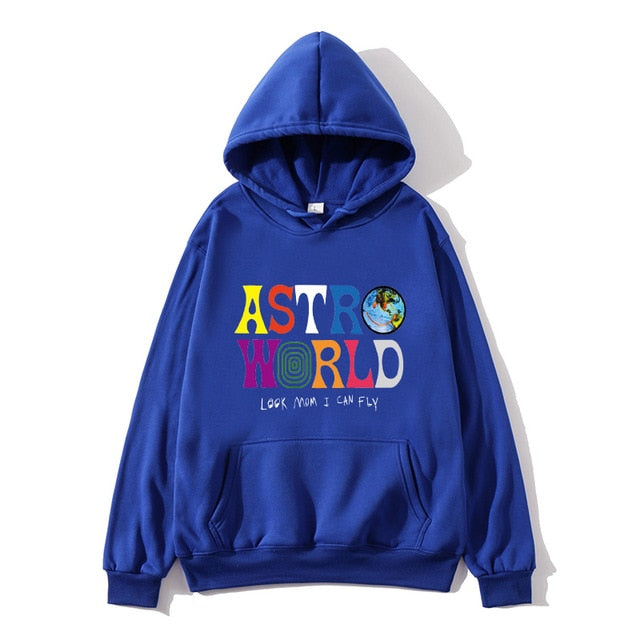 TRAVIS SCOTT ASTROWORLD hope you are here HOODIES fashion letters ASTROWORLD HOODIE streetwear + pants men's pullover sweatshirt - onlinedressstore