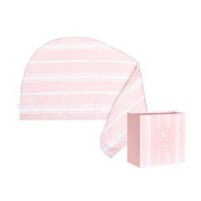 Load image into Gallery viewer, Peppermint Pink Microfiber Hair Wrap