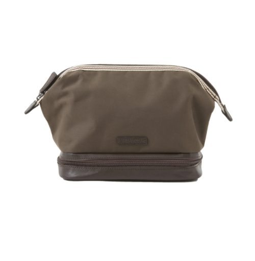 Brushed Microfiber Dopp Kit