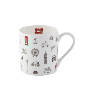 Simply London Coffee Cup