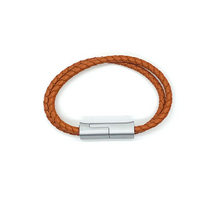 Load image into Gallery viewer, USB Cable Bracelet Wearable Technology
