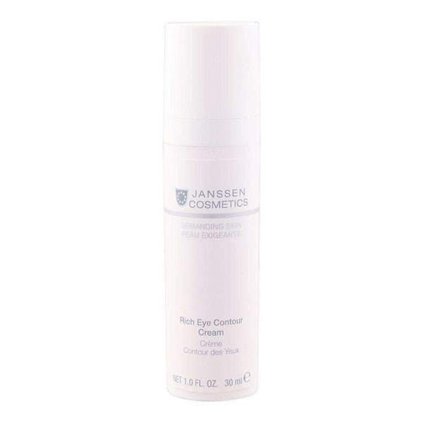 Janssen Cosmetics Demanding Skin Rich Eye Contour Cream, 30ml - LadiesInn.pk