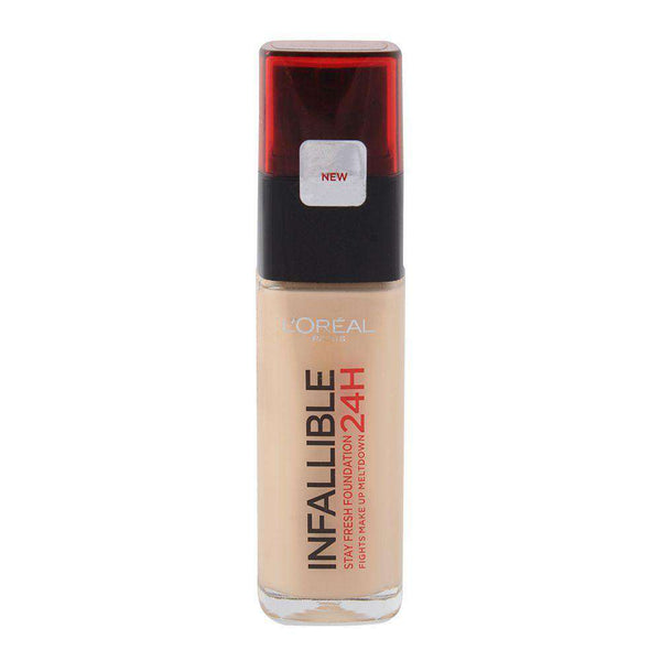 L'Oreal Foundation & Primer Infallible Foundation - LadiesInn.pk