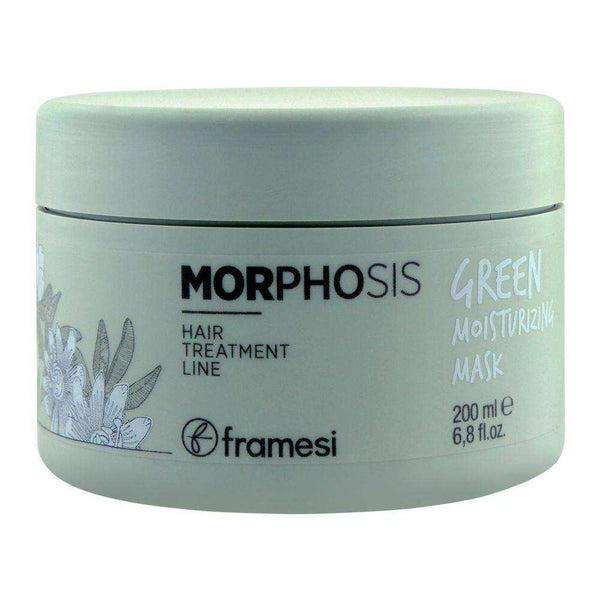 Framesi Shampoo Morph- Green Moisturizing Mask 200 Ml - LadiesInn.pk