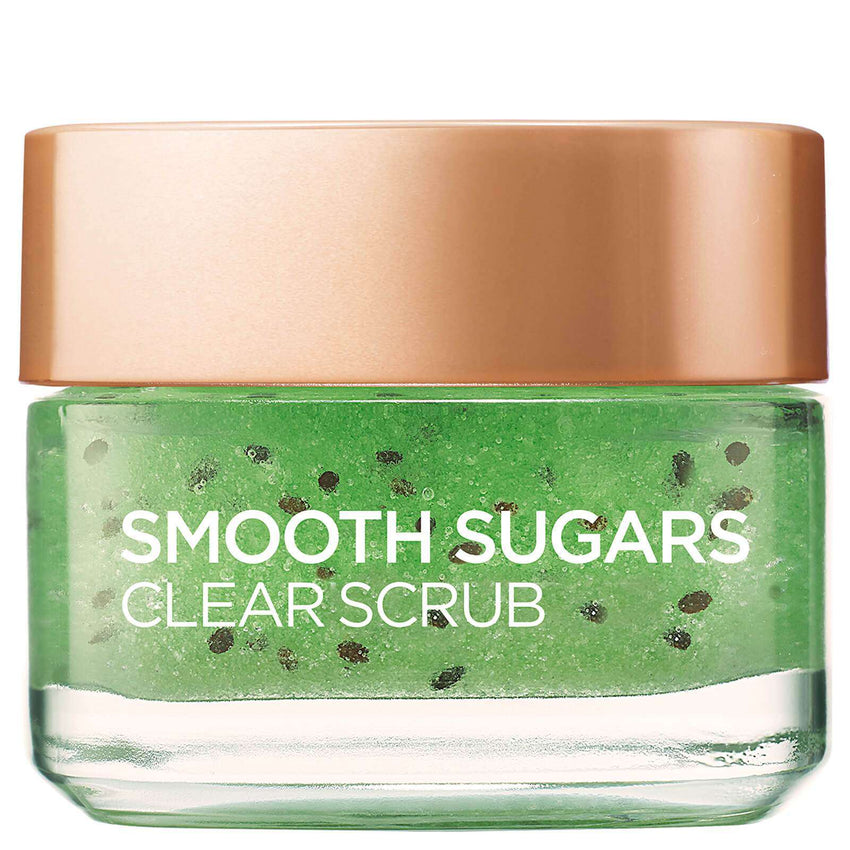 L'Oreal Face Scrubs & Exfoliators Paris Smooth Sugars Clearing Sugar Scrub - LadiesInn.pk