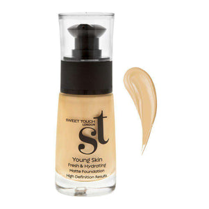 ST London Youthfull Young Skin Matte Foundation