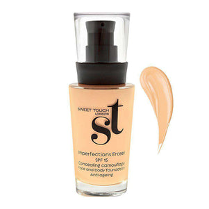 ST London Imperfection Eraser Foundation