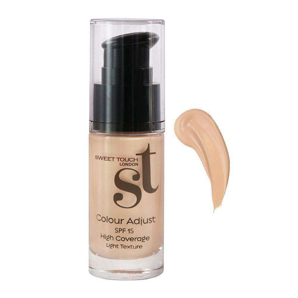 ST London High Coverage Colour Adjust Foundation