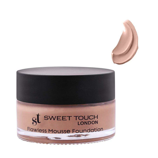 ST London Flawless Mousse Foundation