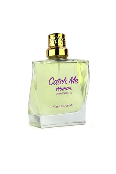 C/Adams Body Spray and Perfume Catchme Women 100Ml - LadiesInn.pk