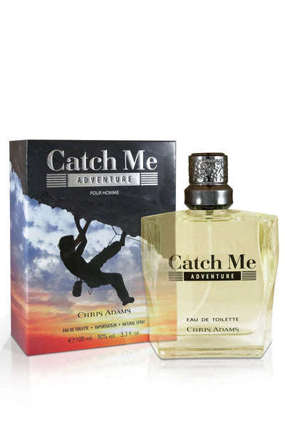 C/Adams Body Spray and Perfume Catchme Men 100Ml - LadiesInn.pk