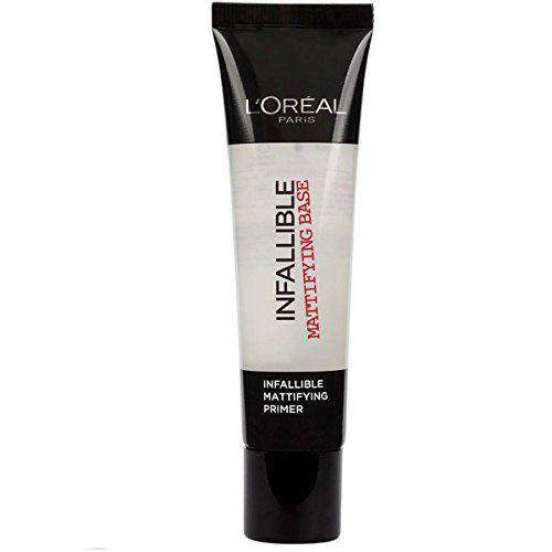 L'Oreal Foundation & Primer Infalliable Mattiflying Base - LadiesInn.pk