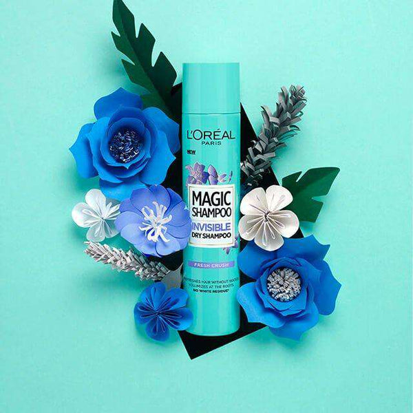 L'Oreal Hair Styling Magic Shampoo Invisible Dry Fresh Crush L'Oreal Paris - LadiesInn.pk