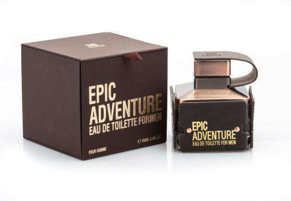 Emper Body Spray and Perfume Epic Adventure 100Ml - LadiesInn.pk