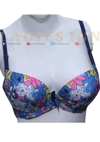 Double Padded Bra for Stunning Figure - LadiesInn.pk