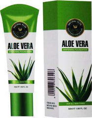 Maliao Aloe Vera Whitening Foundation -50ml - LadiesInn.pk