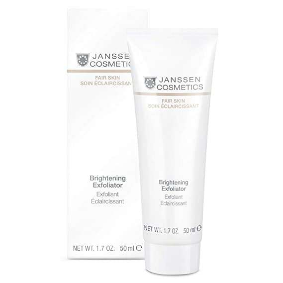 Janssen Face Scrubs & Exfoliators Brightening Exfoliator 50 Ml -3307 - LadiesInn.pk