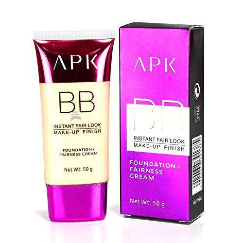 Apk Foundation Bb Foundation + Fairness Cream - LadiesInn.pk