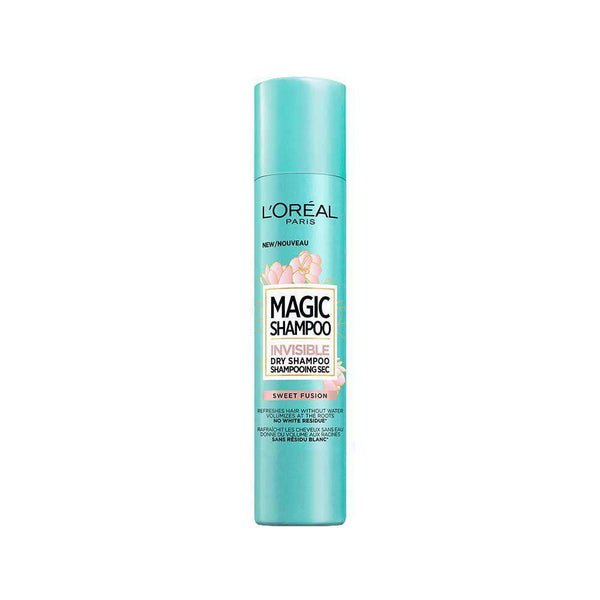 L'Oreal Hair Styling Magic Shampoo Invisible Dry Sweet Fusion L'Oreal Paris - LadiesInn.pk