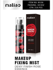 Maliao Makeup fixing Mist-100ml - LadiesInn.pk