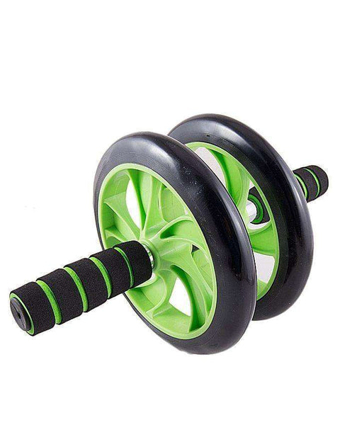 Abdominal Wheel - Green - LadiesInn.pk