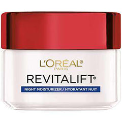 L'Oreal Moisturizers and Cream Paris Revitalift Moisturizing Night Cream - LadiesInn.pk