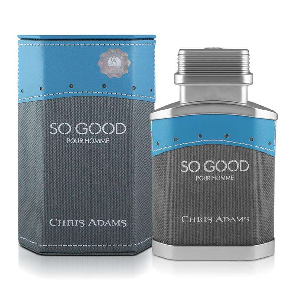 C/Adams Body Spray and Perfume So Good Man - LadiesInn.pk