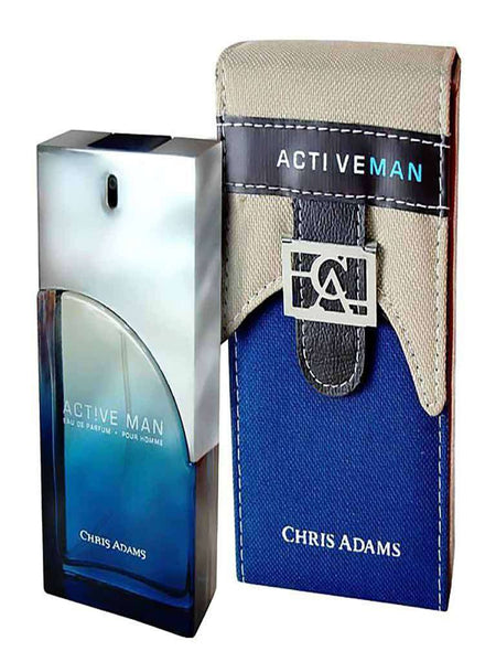 C/Adams Body Spray and Perfume Active Men 100Ml - LadiesInn.pk
