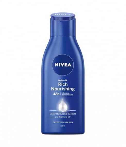 Nivea Rich Nourishing Body Lotion 125ML - LadiesInn.pk
