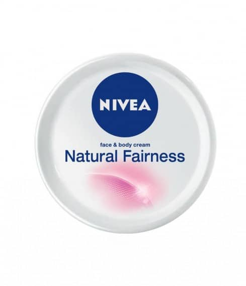 Nivea Natural Fairness Body Cream 100 ml - LadiesInn.pk