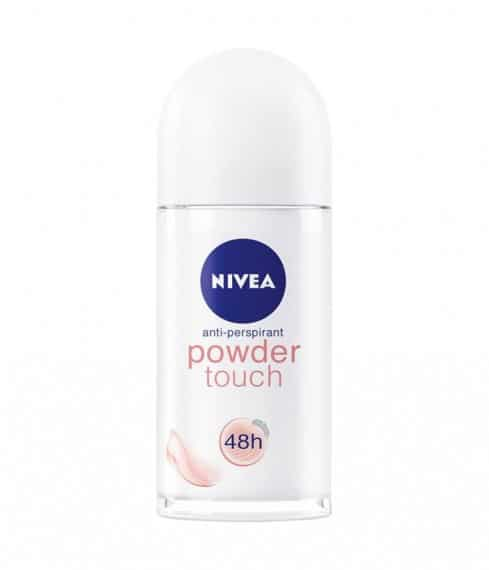 Nivea Powder Touch Anti Perspirant Roll on 50 ml - LadiesInn.pk