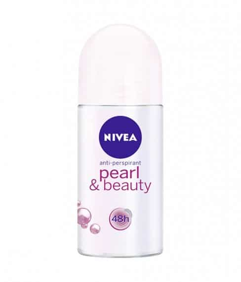 Nivea Pearl & Beauty Anti Perspirant Roll On 25 ml - LadiesInn.pk