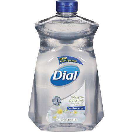 Dial Hand Wash H / W White Tea & Vitamin - LadiesInn.pk
