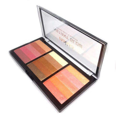 Maliao Shimmer Brick and Blusher-18g - LadiesInn.pk