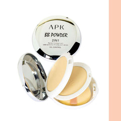 Apk Makeup Palettes & Sets 2 In 1 Bb Powder - LadiesInn.pk