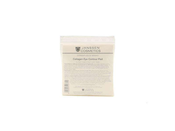 Janssen Eye Care Collagen Eye Contour Pad -Yellow - LadiesInn.pk